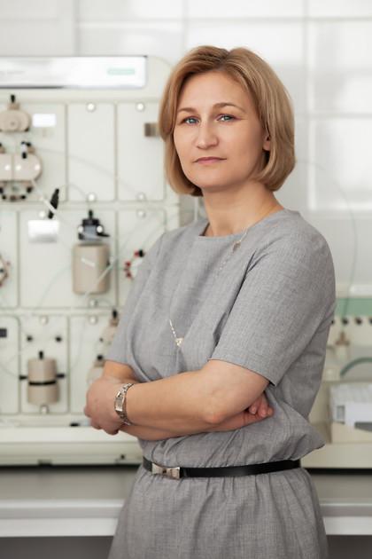 Na zdjęciu Magdalena Staniszewska