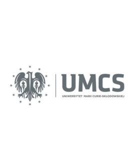 Logo Uniwersytetu Marii-Curie-Skłodowskiej w Lublinie