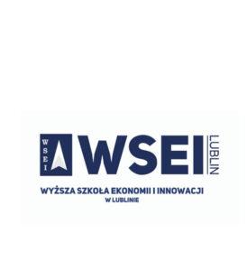 Logo Wyższej Szkoły Ekonomii i Innowacji w Lublinie